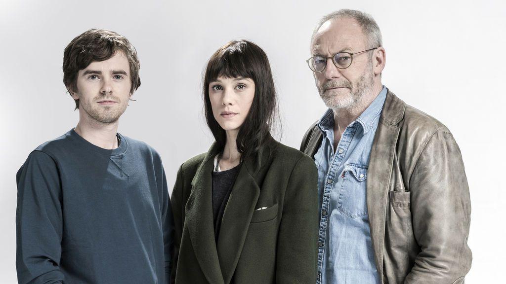 WAYDOWN@DlopezCalvin -  Freddie Highmore, Astrid Bergès-Frisbey, Liam Cunningham
