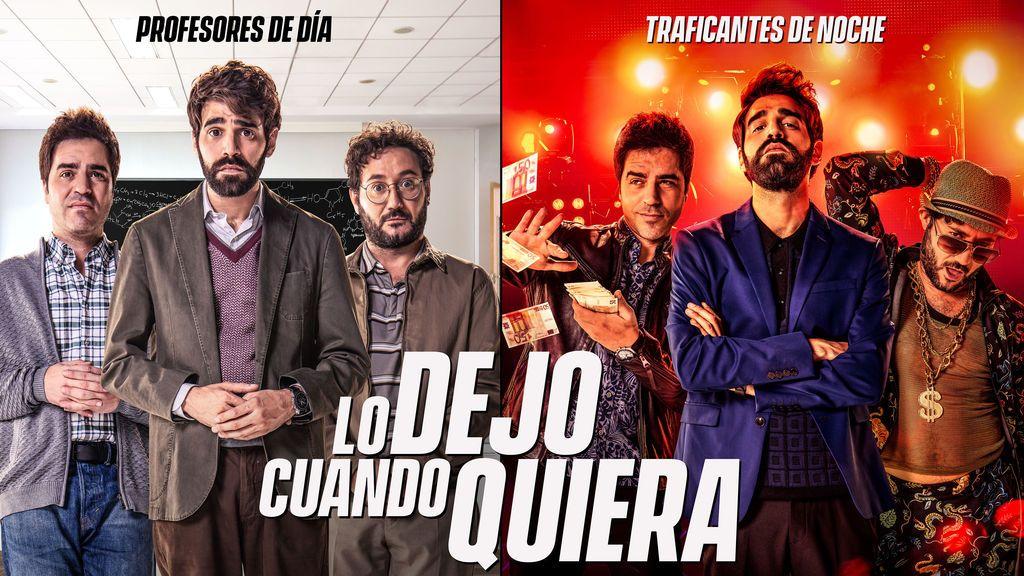 'Lo dejo cuando quiera', número 1 de taquilla y mejor estreno español del año