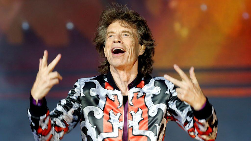 Así fue la novedosa operación de corazón de Mick Jagger