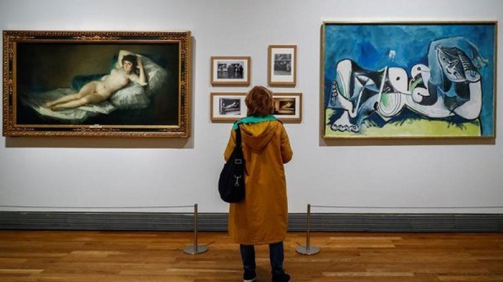 Detienen a un hombre que falsificaba obras de arte y las vendía en subastas