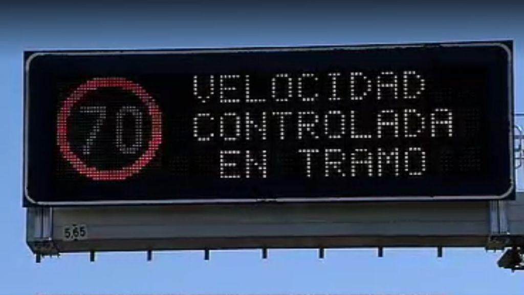 El radar de tramo del Paseo de Extremadura en Madrid comenzará a multar este martes