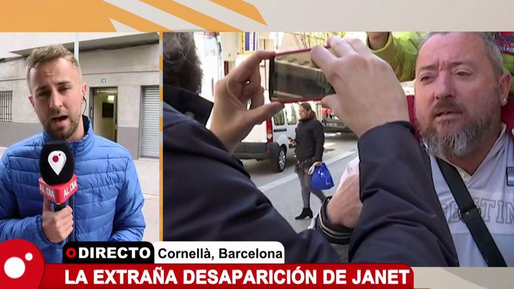 El hermano de Janet Jumillas, desaparecida en Cornellá, está ...