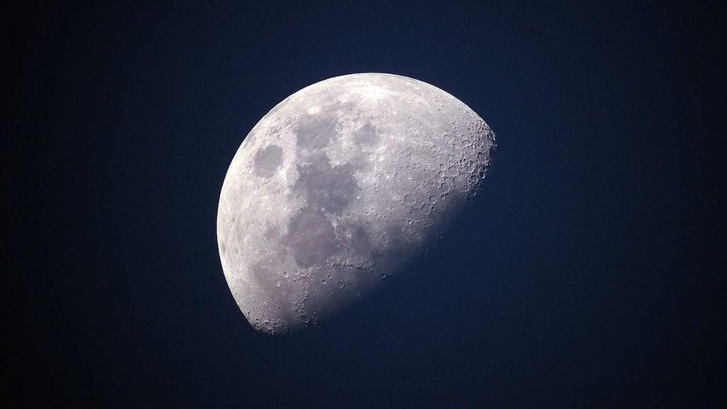Un estudio confirma que la Luna se formó tras una colisión con la Tierra