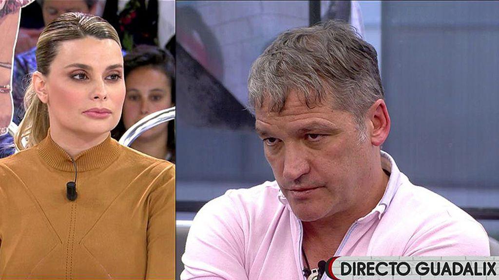 """La expulsión de Gustavo González y los reproches de María Lapiedra: """"No me gustan tus mentiras piadosas"""""""