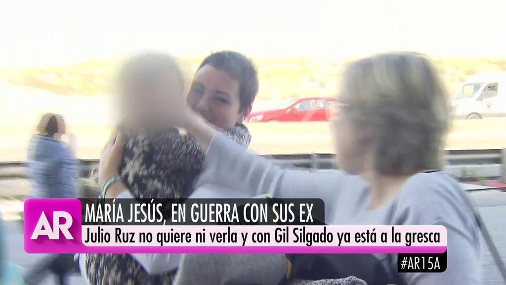 María Jesús Ruiz, en guerra contra sus ex tras ganar 'GHDÚO'