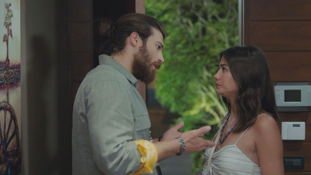 "Can, a Sanem: ""¿Tú no estabas prometida?"""