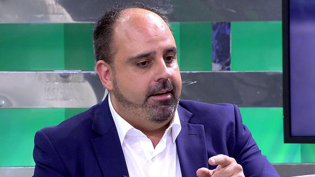 """Julio Ruz: """"María Jesús Ruiz ha sido un arma en manos de su madre y Gil Silgado"""""""