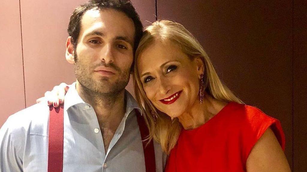 Deportista y abogado: conocemos a Javier, el hijo de Cristina Cifuentes