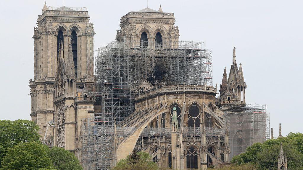 Mbappé, Neymar o Rakitic: el mundo del deporte llora el incendio de Notre Dame