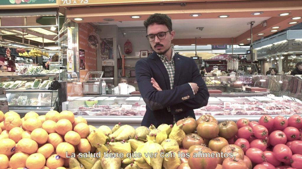 Carlos Ríos nos presenta 'Come comida real', una guía de alimentación