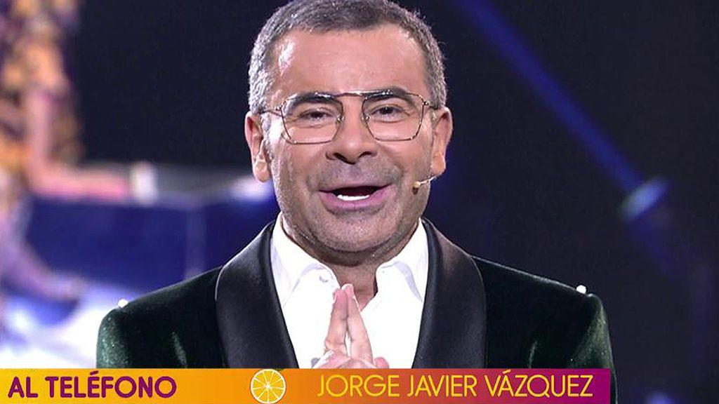 Jorge Javier Vázquez recibe el alta médica: presentará 'Supervivientes' y ya ha hablado con Isabel Pantoja