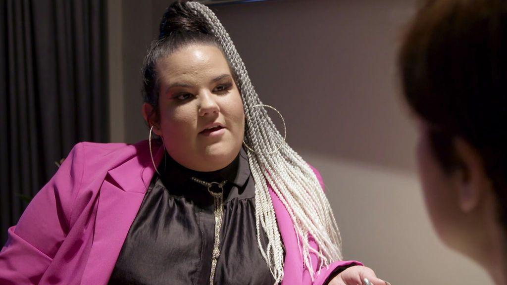 """Samanta habla con Netta sobre el éxito: """"Eurovisión para mí fue una competición conmigo misma"""""""