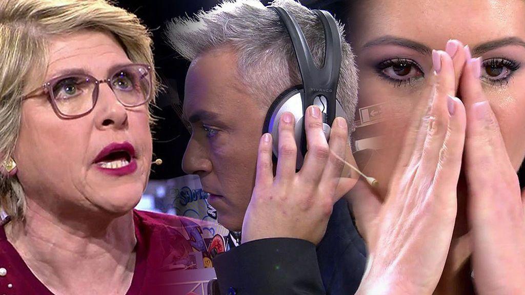 """El tremendo mensaje de audio de la madre de María Jesús Ruiz: """"Insulta más de diez veces a su hija"""""""
