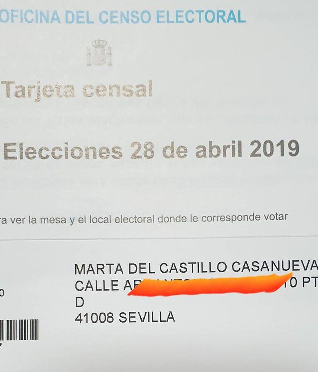El padre de Marta del Castillo critica a la Administración por mandarle la tarjeta censal de su hija, al igual que a Yéremi