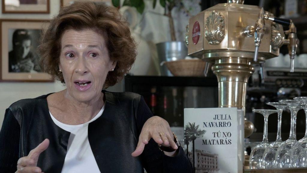 Julia Navarro: Los personajes de 'Tú no matarás'
