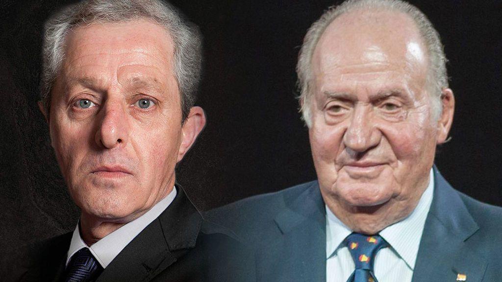 """""""Creo que mi padre es Juan Carlos I"""" y más frases 'bam' del hombre que afirma ser el hijo del rey emérito"""