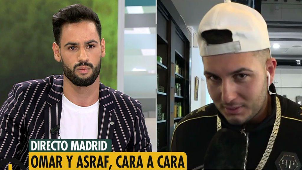 """La ofensa de Omar a Asraf: """"Isa me llama todos los días porque no le sirves como hombre"""""""