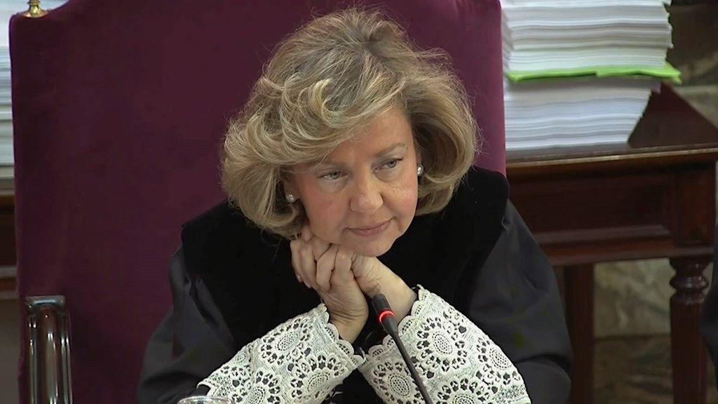 """Juicio del procés:  La fiscal recrimina a las defensas que la vista """"no es un juicio a la Policía"""""""