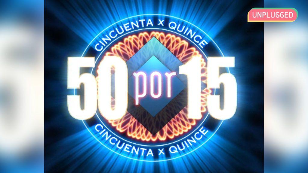 Rescatamos la mítica sintonía del concurso '50x15'
