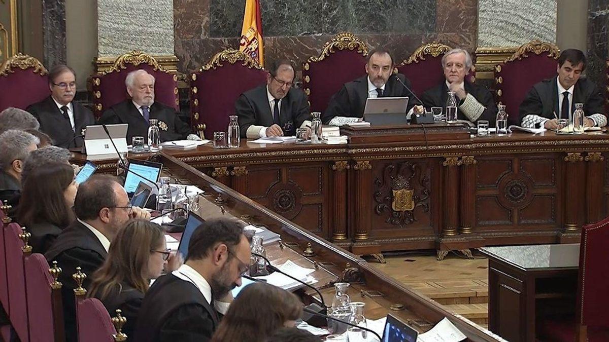 """Un abogado advierte de un testigo repetido y Marchena se lo agradece: """"Qué haríamos sin usted, señor Pina"""""""