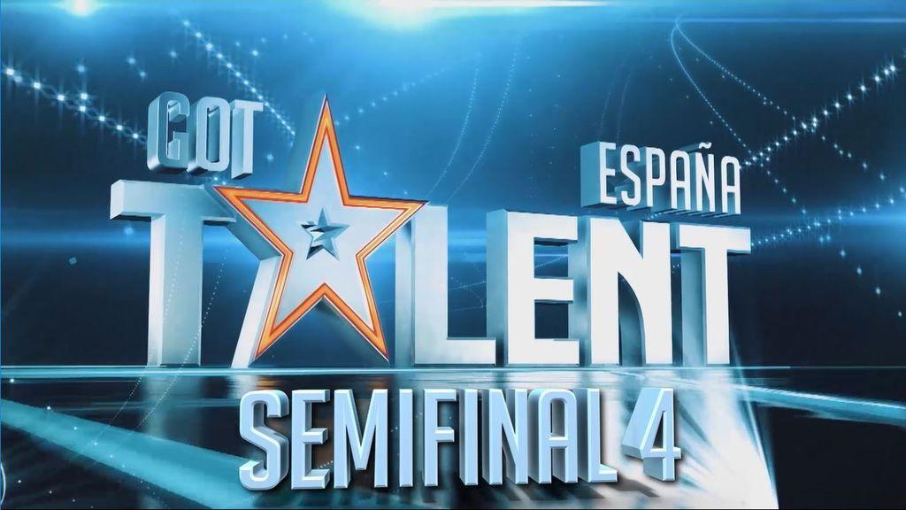 Conoce a los concursantes de la última semifinal de 'Got Talent España'