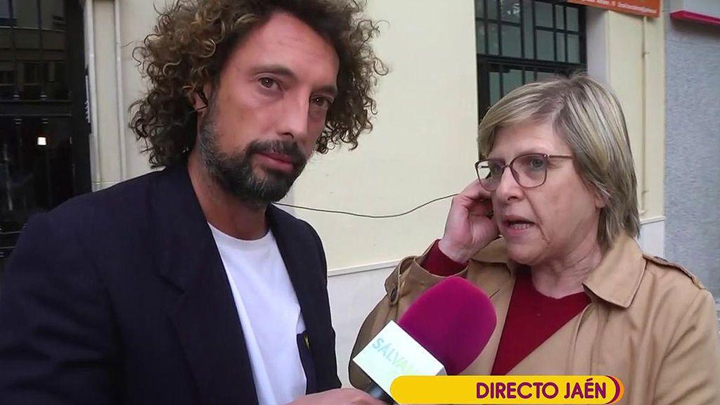 """La madre de Mª Jesús Ruiz da la cara tras su polémico audio: """"Le reñí tras una discusión con su hermana"""""""