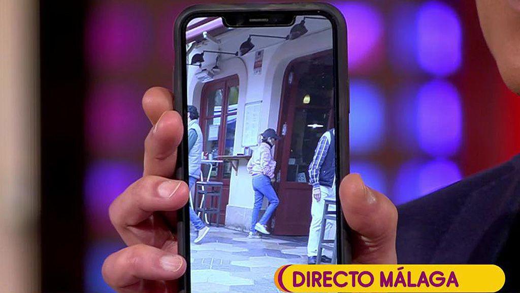 ¡Pillada! Kiko Hernández tiene las fotos que localizarían a Carmen Borrego en Santander a pesar de su baja