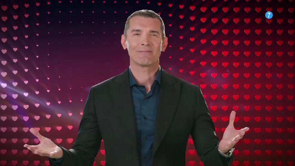 Cuatro abre el casting de 'Me quedo contigo', nuevo dating presentado por Jesús Vázquez