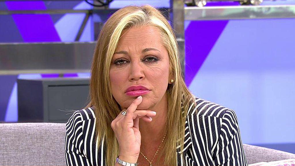 """Belén Esteban deja claro en qué punto está su conflicto con Toño Sanchís: """"Además de la casa me debes 225.000€"""""""