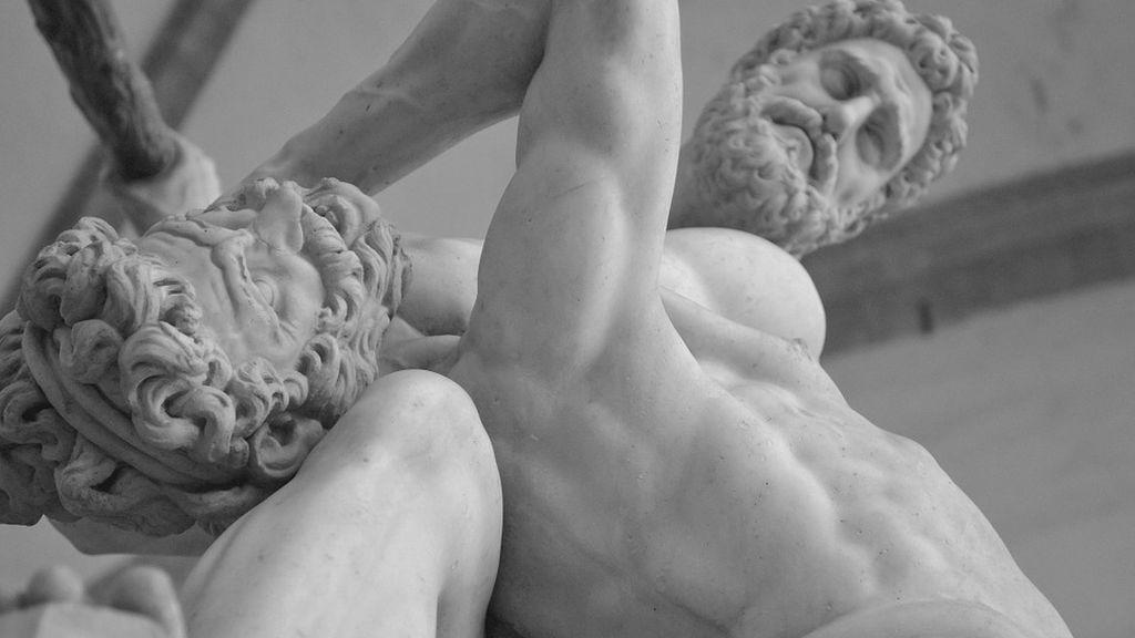 Tres esculturas de mármol robadas en Roma han sido rescatadas en España