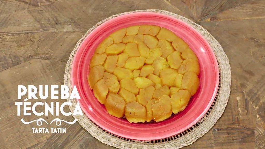 La receta: aprende a hacer la famosa Tarta Tatin