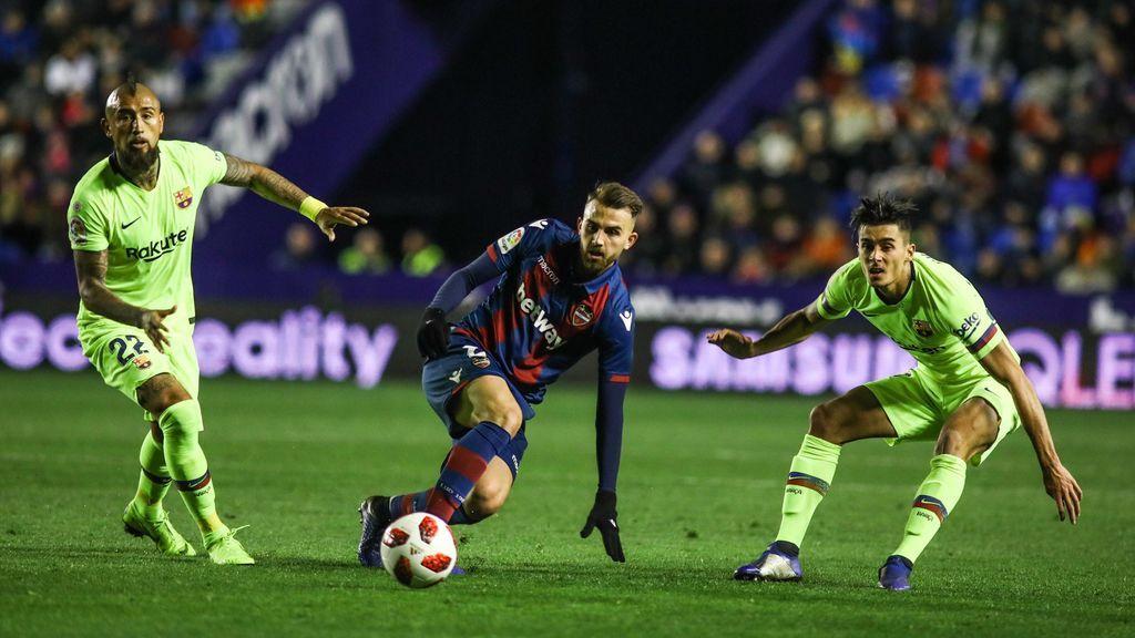 La Jueza de Competición confirma la alineación indebida de Chumi pero el Barça podrá jugar la final de la Copa del Rey