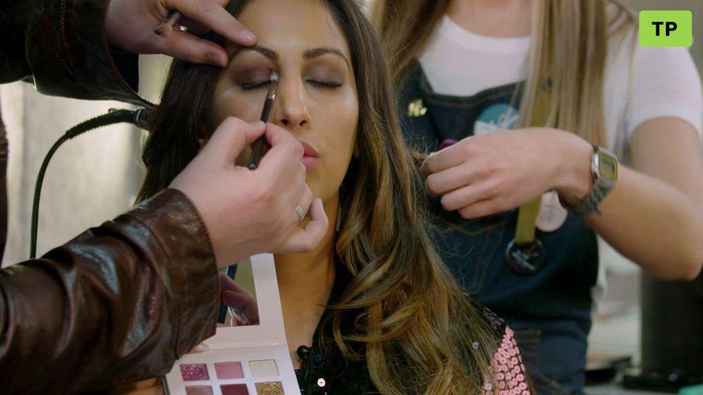 El cambio de look radical de Noemí Salazar: se riza el pelo y es clavadita a Beyoncé