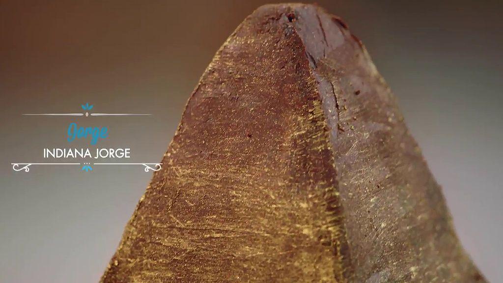 Paso a paso: Así se prepara la pirámide con sorpresa de chocolate de Jorge