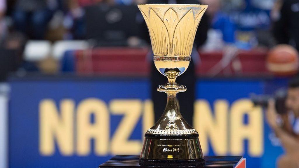 Conoce todos los grupos de la Copa Mundial FIBA 2019