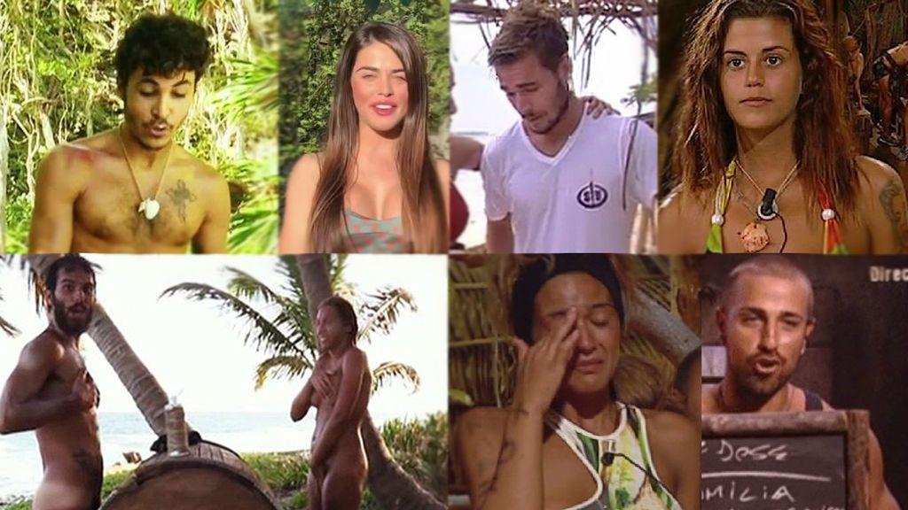 Del trono a la isla: Violeta y el resto de viceversos que fueron a 'Supervivientes'