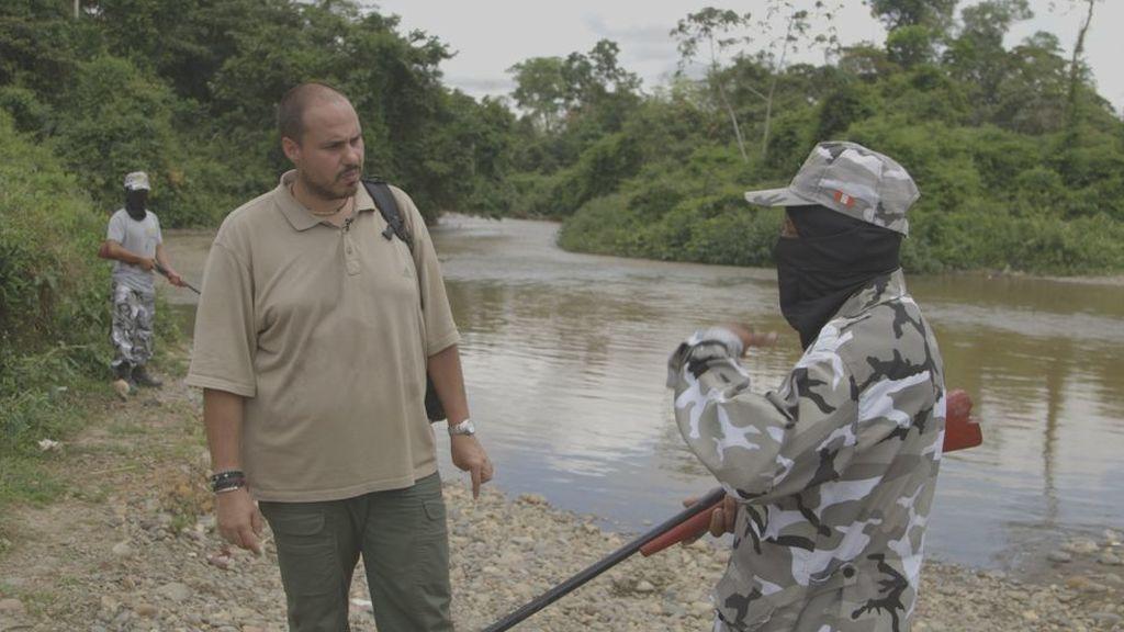 'Pasaporte Pampliega': La fiebre del oro en Perú, este jueves en Cuatro
