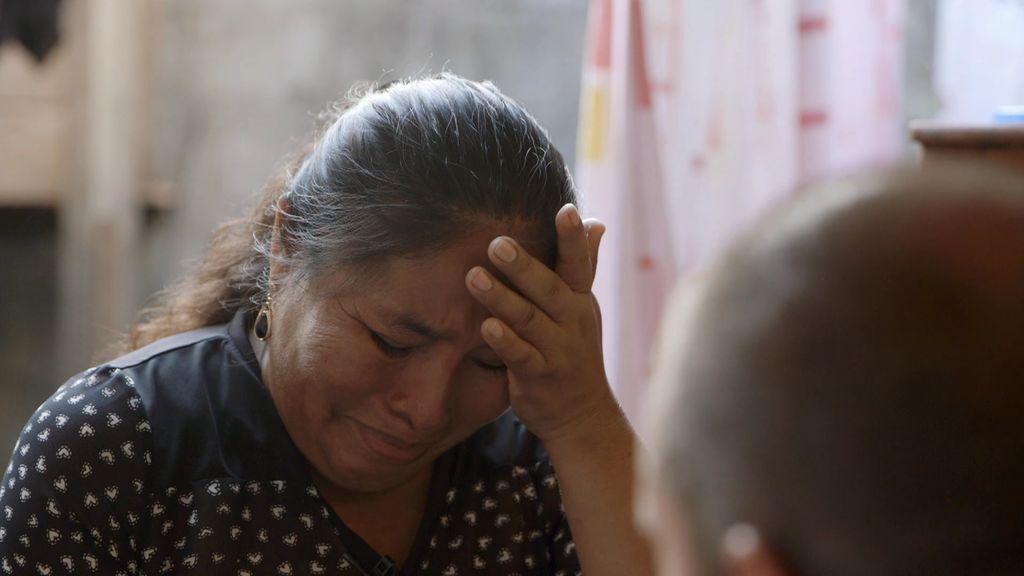 """Sonia, madre de un desaparecido en las minas ilegales: """"Después de matarle quemaron su cadáver"""""""