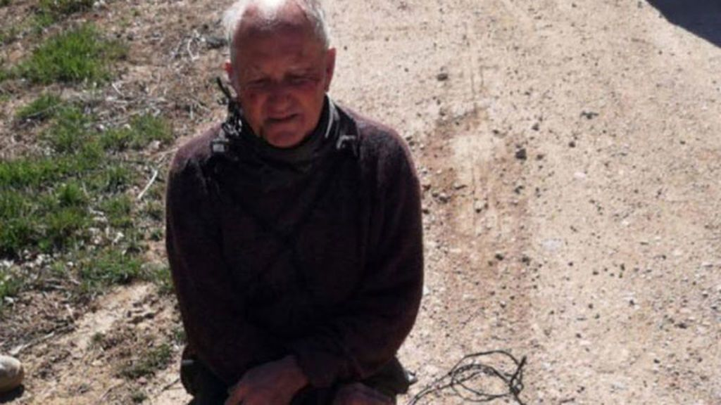 Cuatro detenidos acusados de robar y dar una paliza a un anciano al que dejaron metido en un saco