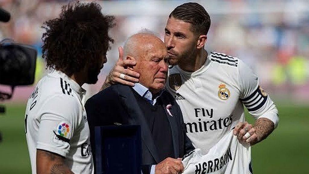 Las reacciones del mundo del fútbol tras la muerte de Agustín Herrerín: Ramos, Casillas, Benzema, Arbeloa...