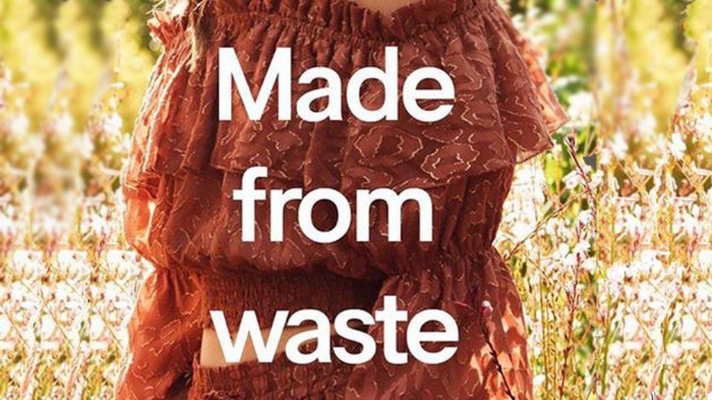 Piñatex, Orange fiber, Bloom foame… los tejidos de fibra orgánica que llevarás este verano