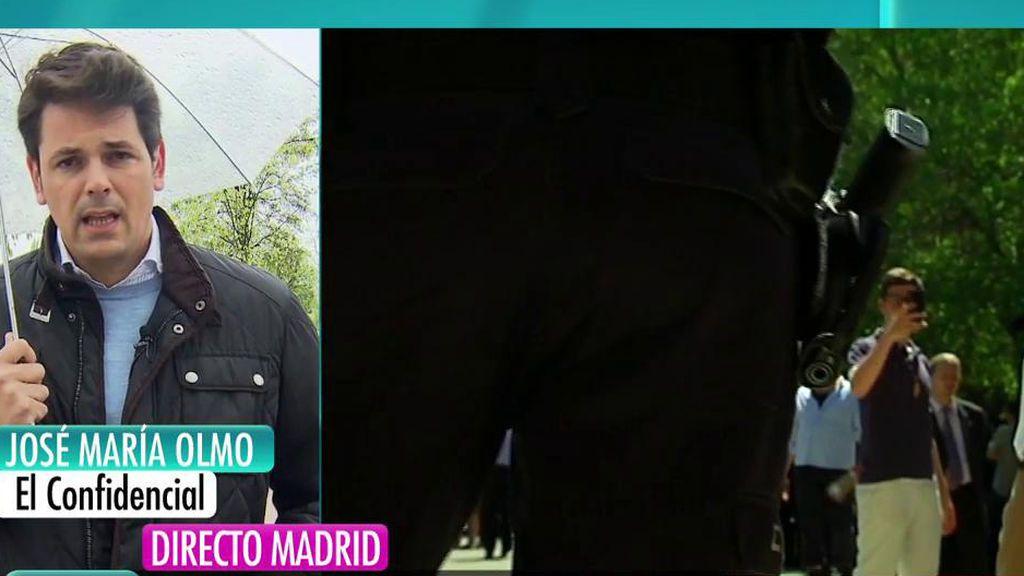 """José María Olmo, 'El Confidencial': """"El yihadista de Sevilla admite que iba  a detonarse en medio de la multitud"""""""