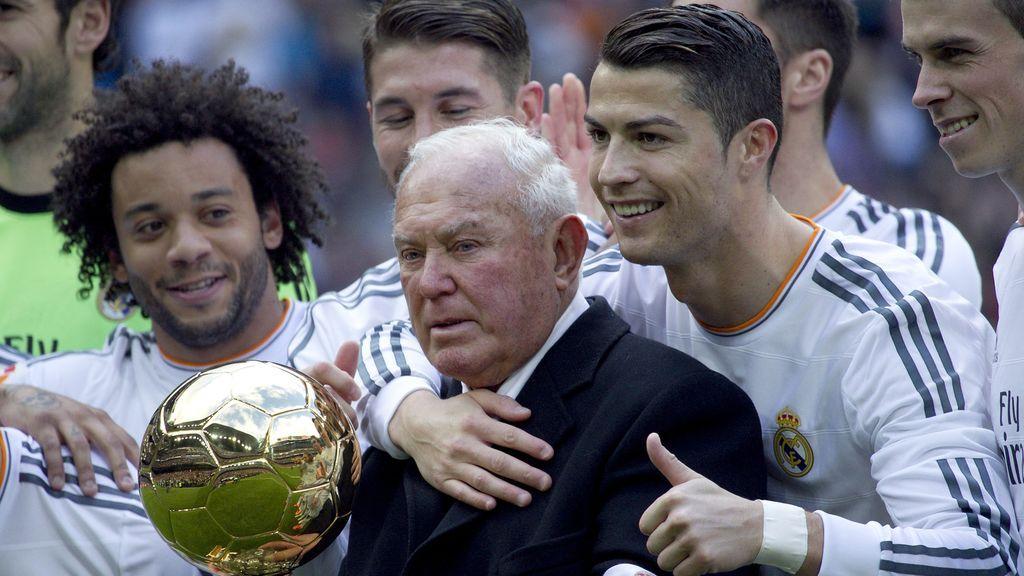 """Muere Agustín Herrerín, delegado del Real Madrid durante 18 temporadas: """"Era un ejemplo de valores de nuestro club"""""""