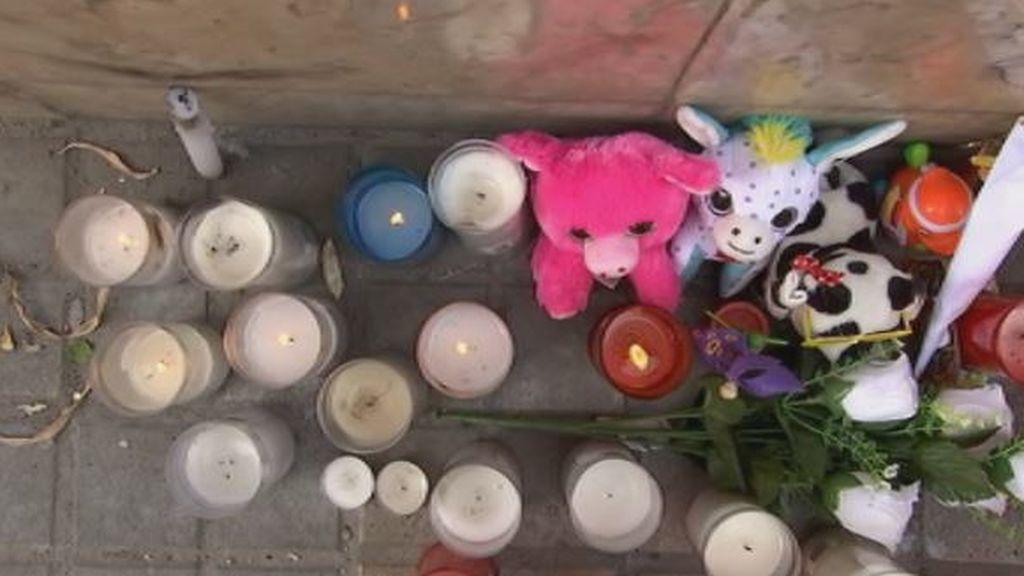 Hospitalet, luto por la muerte de una madre y sus dos niños