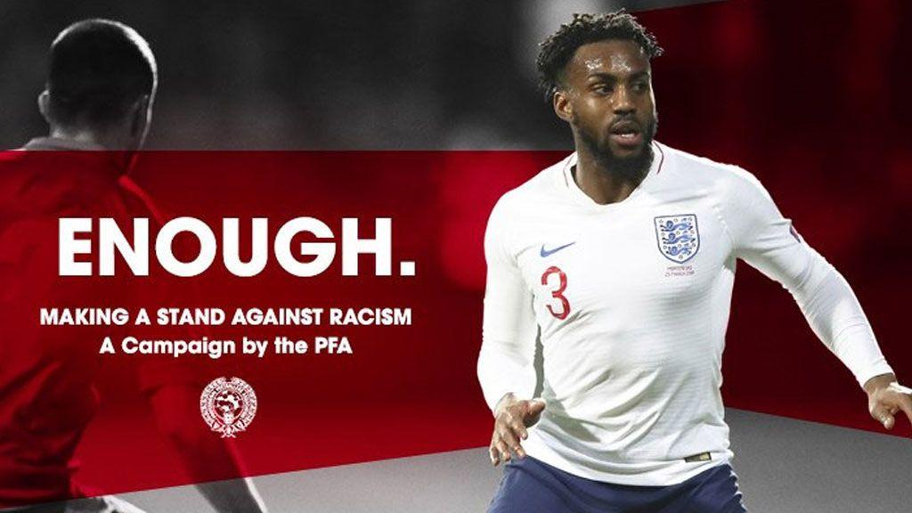 #Enough: La boicot del fútbol inglés a las redes sociales para luchar contra el racismo