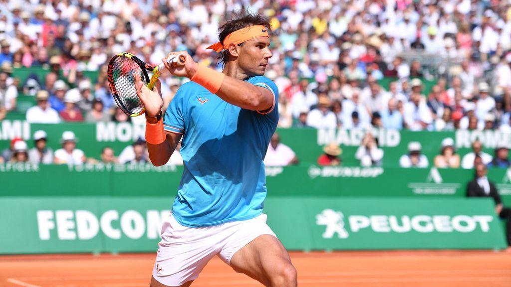 Rafa Nadal se deshace de Pella y accede a las semifinales de Montecarlo