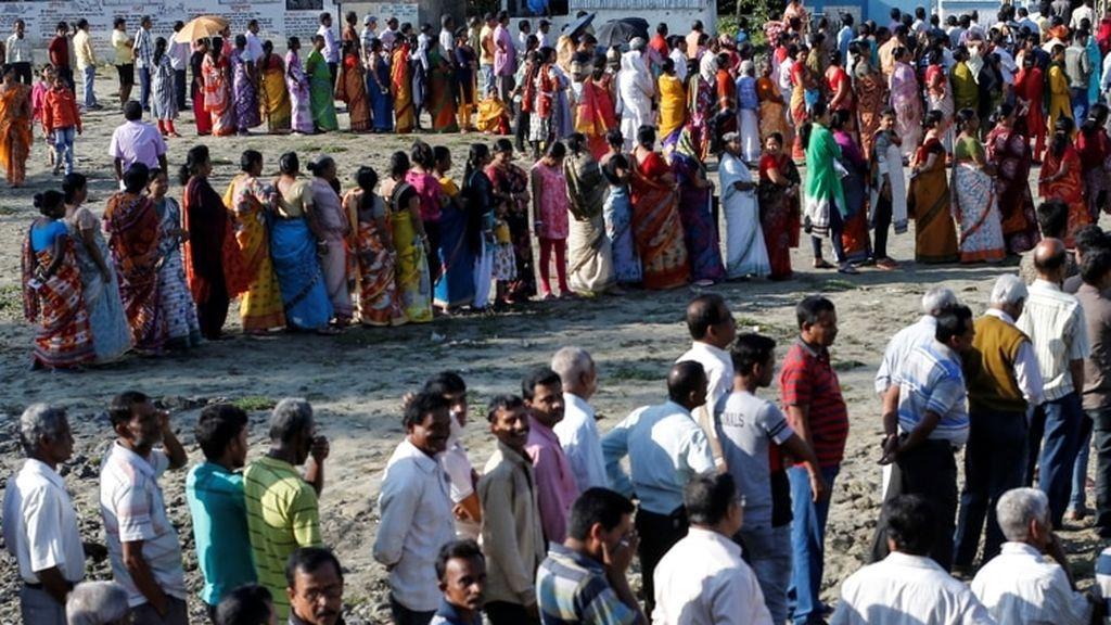 Elecciones India