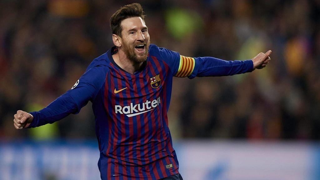 Messi ha participado en más de la mitad de los goles del Barcelona esta temporada