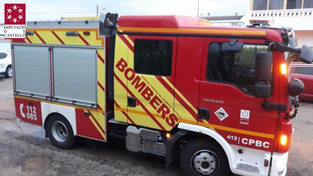 Muere un hombre y cinco personas resultan heridas en el incendio de una vivienda en Vinaròs