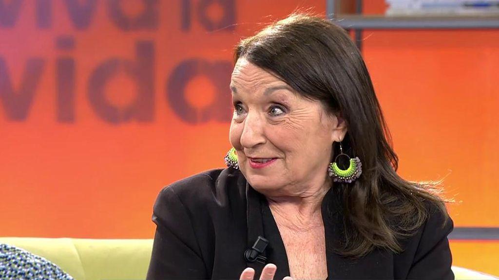 Petra Martínez (doña Fina) desvela que estuvo a punto de dejar 'La que se avecina'